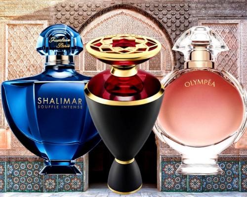 15 Parfumuri orientale de dama, adevarate arme ale seductiei